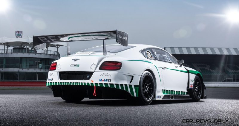 Bentley Continental GT3(2)