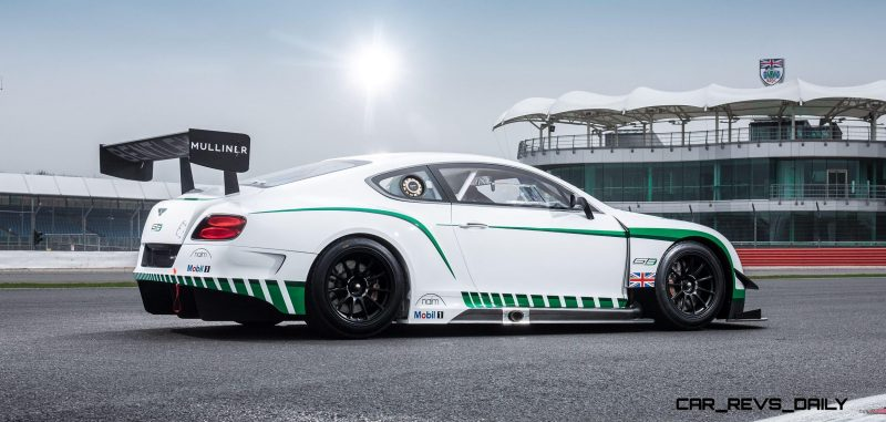 Bentley Continental GT3(3)