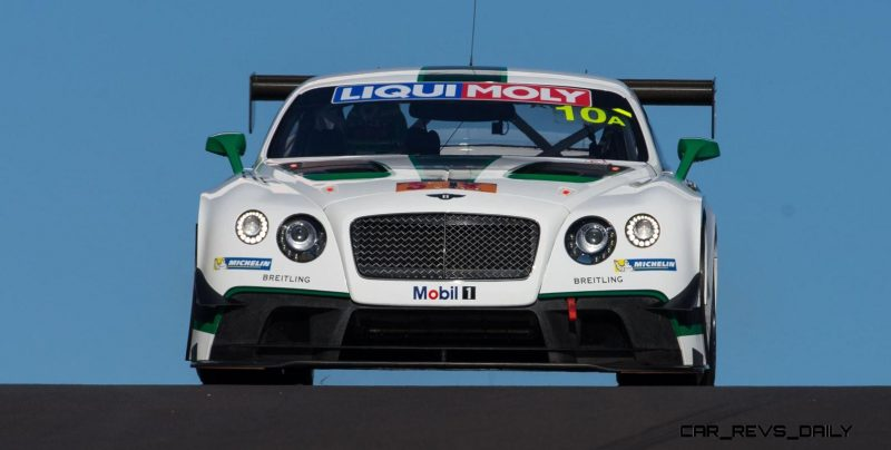 Bentley finishes fourth at Bathurst in tense finish(2)