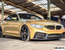 CF-Dynamics.de Launches Intense New M4 Aerokit with Full Bumper Swaps