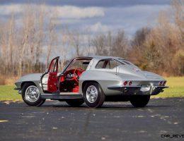 Mecum 2016 Musclecars – 1963 Chevrolet Corvette Z06 Tanker