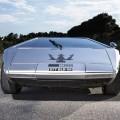 Concept Debrief - 1972 Maserati Boomerang by GIUGIARO - Leading Wedge Hypercar
