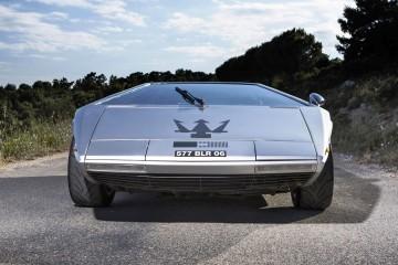 Concept Debrief – 1972 Maserati Boomerang by GIUGIARO – Leading Wedge Hypercar