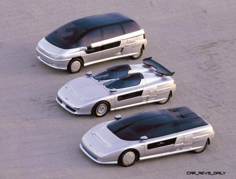 Concept Flashback - 1988 ITALDESIGN Aztec 1