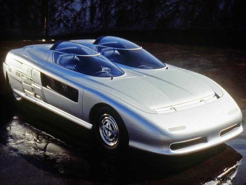 Concept Flashback - 1988 ITALDESIGN Aztec 10