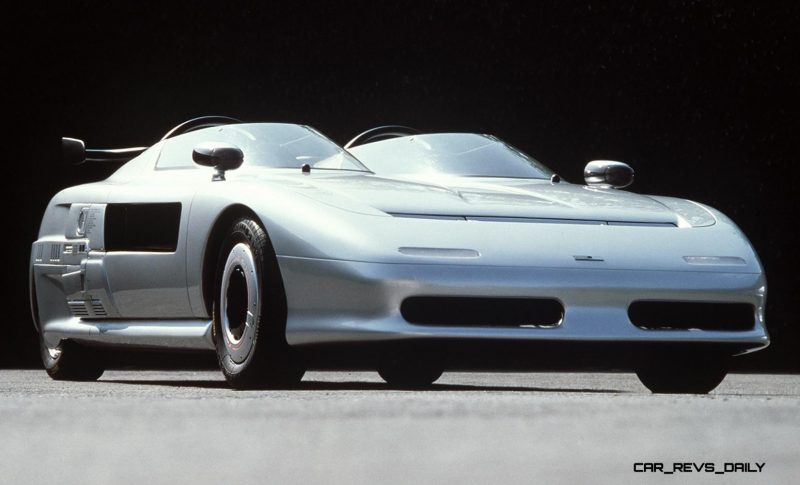 Concept Flashback - 1988 ITALDESIGN Aztec 12