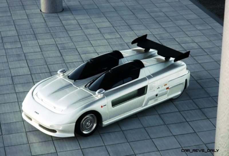 Concept Flashback - 1988 ITALDESIGN Aztec 14