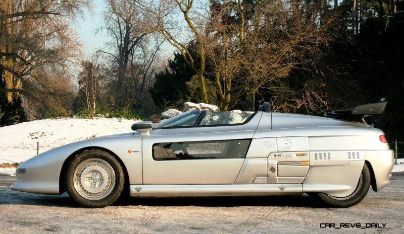 Concept Flashback - 1988 ITALDESIGN Aztec 15