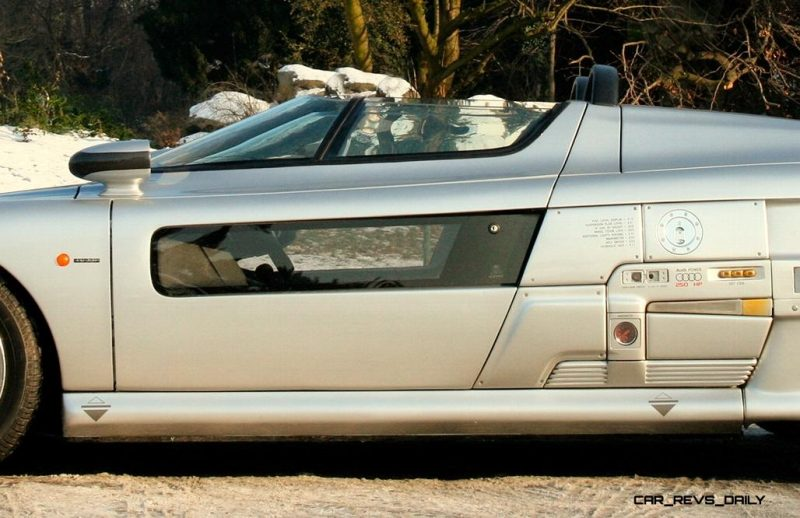 Concept Flashback - 1988 ITALDESIGN Aztec 16