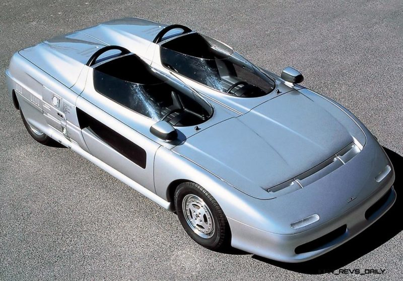 Concept Flashback - 1988 ITALDESIGN Aztec 18