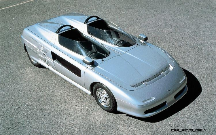 Concept Flashback - 1988 ITALDESIGN Aztec 2