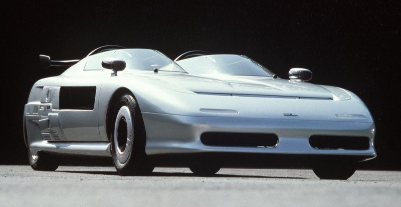 Concept Flashback - 1988 ITALDESIGN Aztec 22