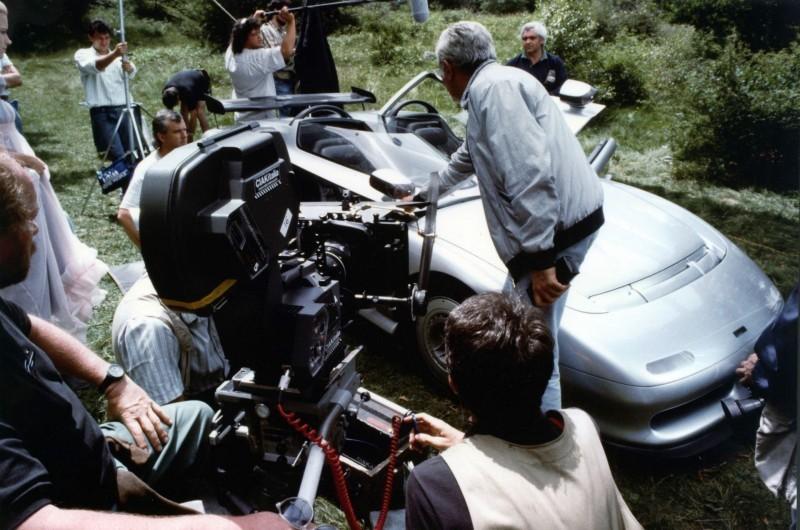 Concept Flashback - 1988 ITALDESIGN Aztec 25