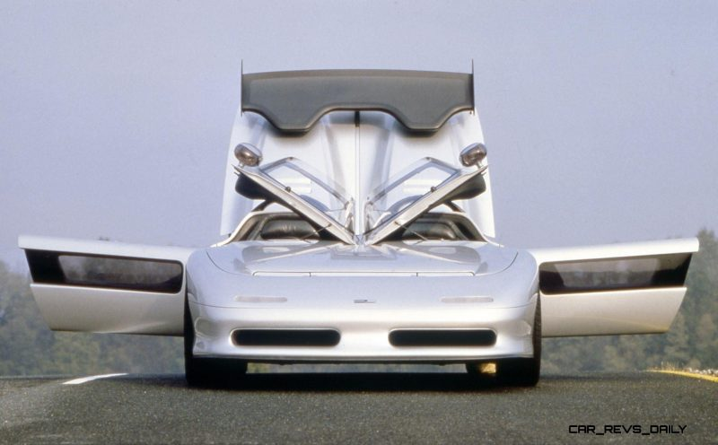 Concept Flashback - 1988 ITALDESIGN Aztec 29