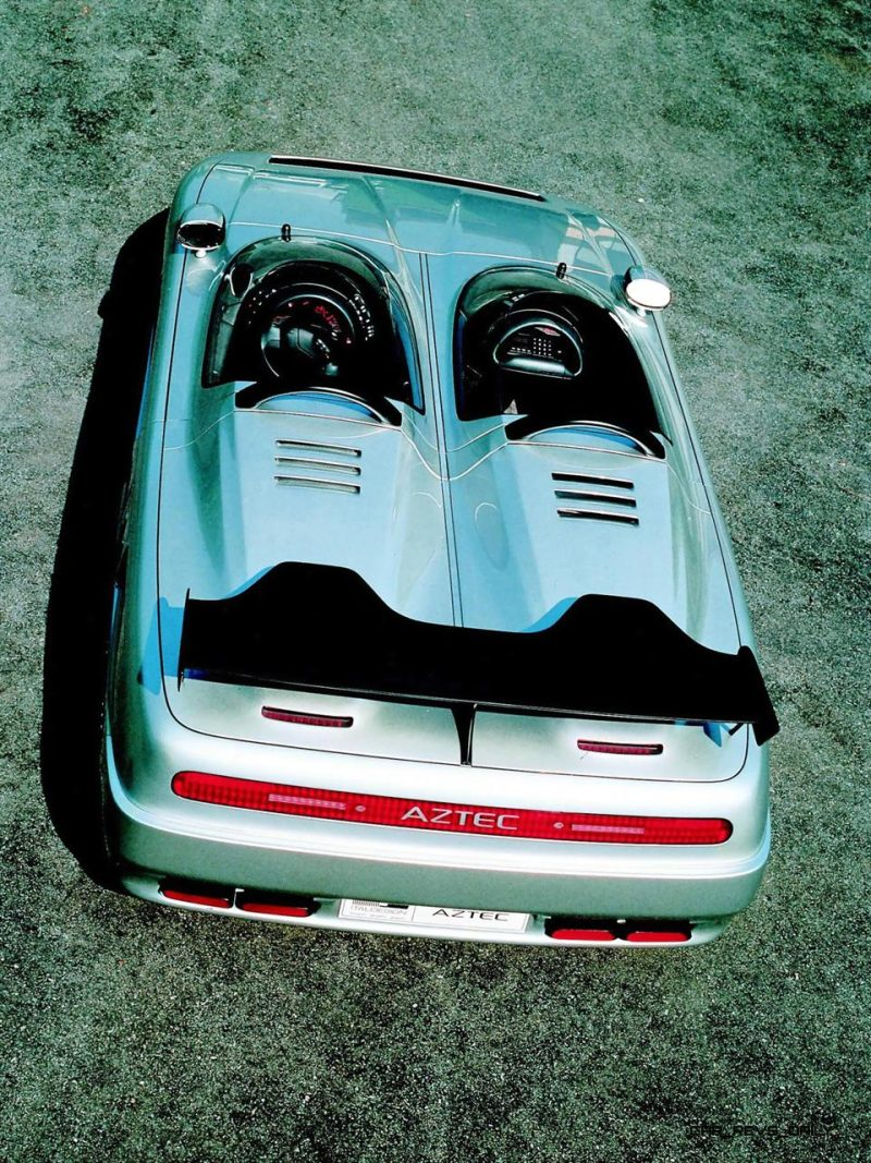 Concept Flashback - 1988 ITALDESIGN Aztec 5