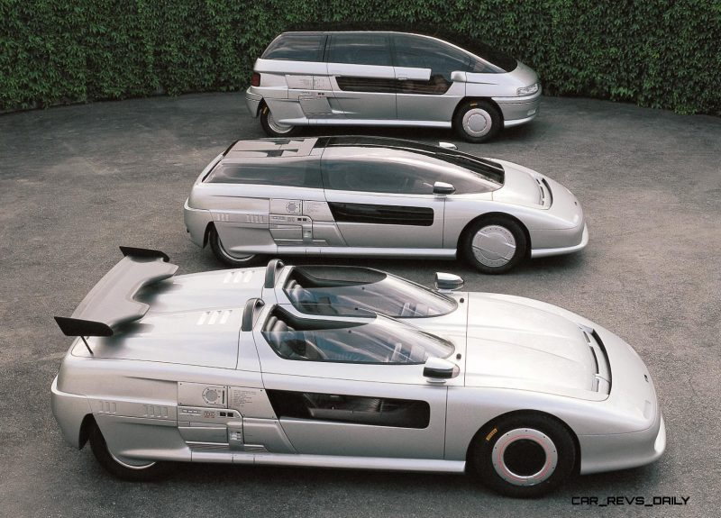 Concept Flashback - 1988 ITALDESIGN Aztec 6