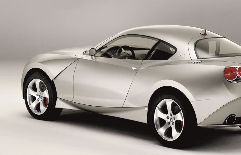 Concept Flashback - 2001 BMW X Coupe 14