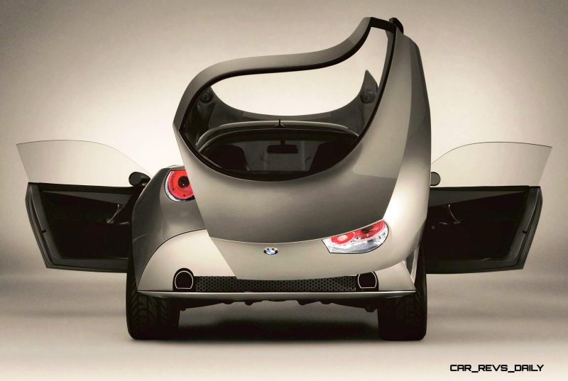 Concept Flashback - 2001 BMW X Coupe 20