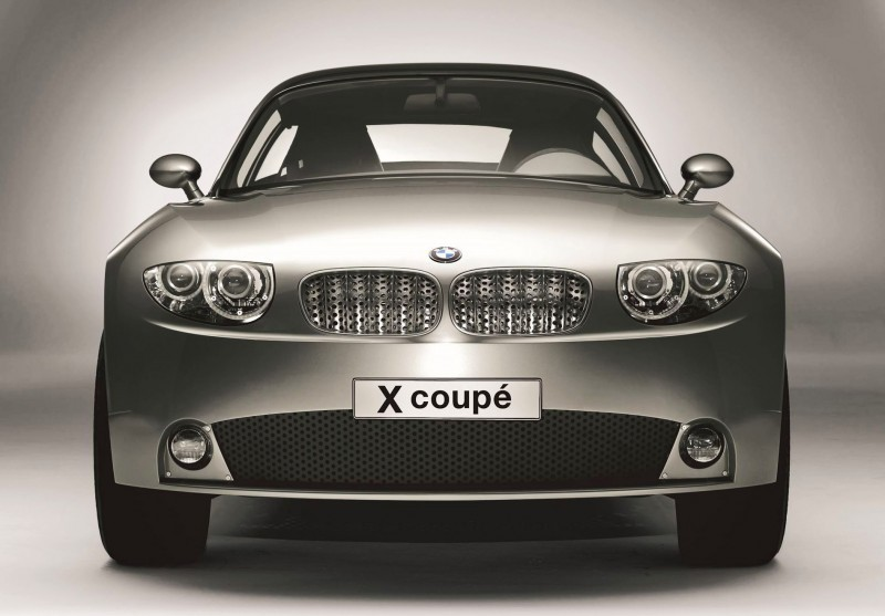 Concept Flashback - 2001 BMW X Coupe 21