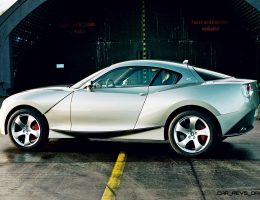 Concept Flashback – 2001 BMW X Coupe
