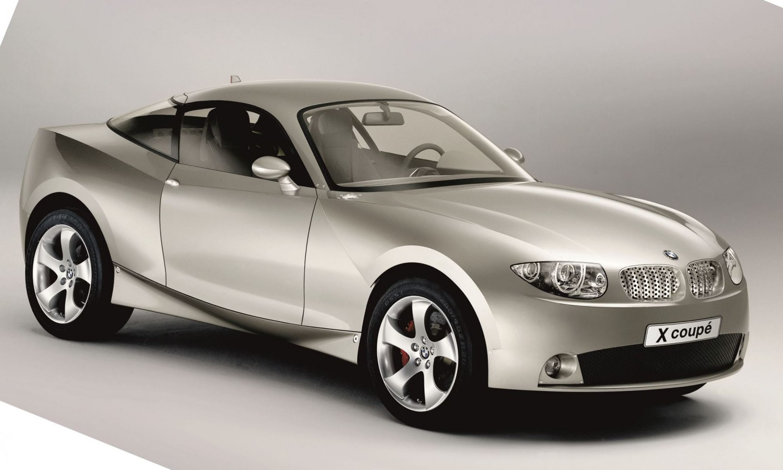 Concept Flashback 2001 Bmw X Coupe