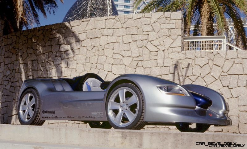 Concept Flashback - 2001 RINSPEED Rone 16