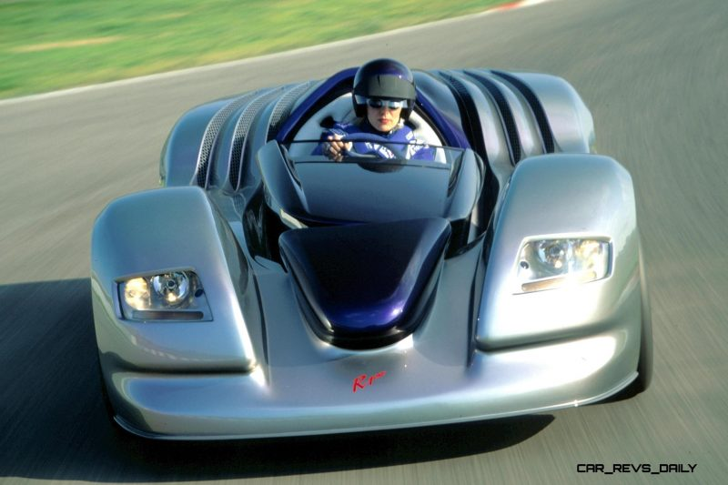 Concept Flashback - 2001 RINSPEED Rone 7