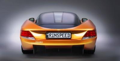 Concept Flashback - 2009 RINSPEED iChange 35