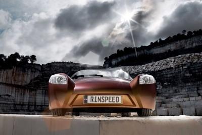 Concept Flashback - 2009 RINSPEED iChange 4