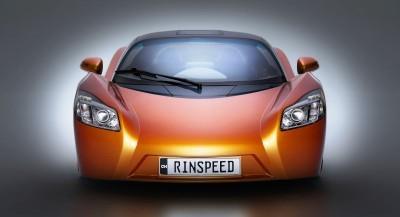 Concept Flashback - 2009 RINSPEED iChange 41