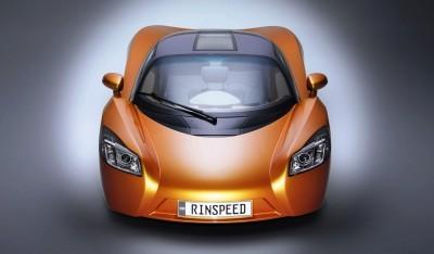 Concept Flashback - 2009 RINSPEED iChange 42