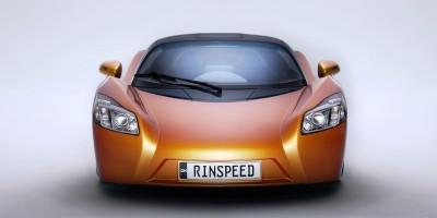 Concept Flashback - 2009 RINSPEED iChange 43