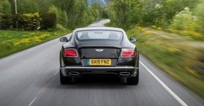 Continental GT Speed - Spectre