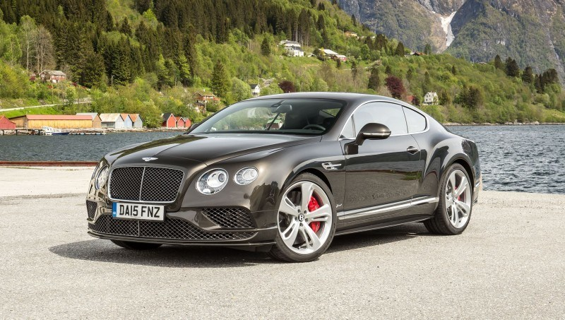 Continental GT Speed - Spectre(1)