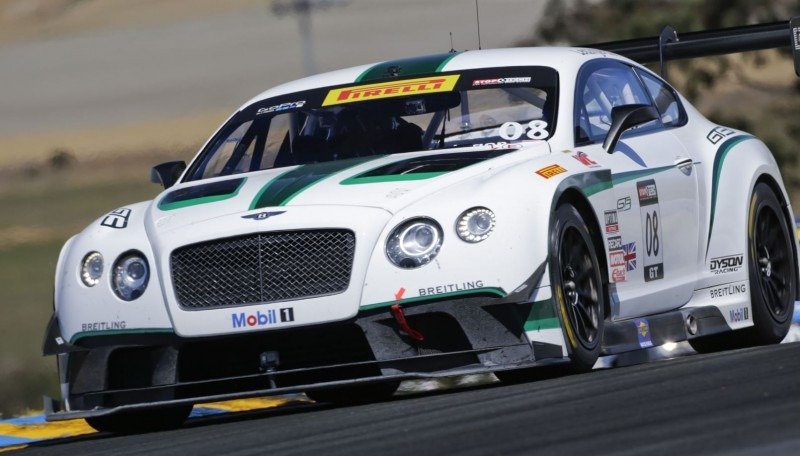 Dyson Racing Team Bentley sharpened for season finale