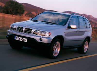 25 Years BMW All-Wheel-Drive Expertise - BMW X5 model year 2001 (10/2010)
