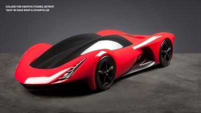 Ferrari Design Challenge 2015 - Duo 1