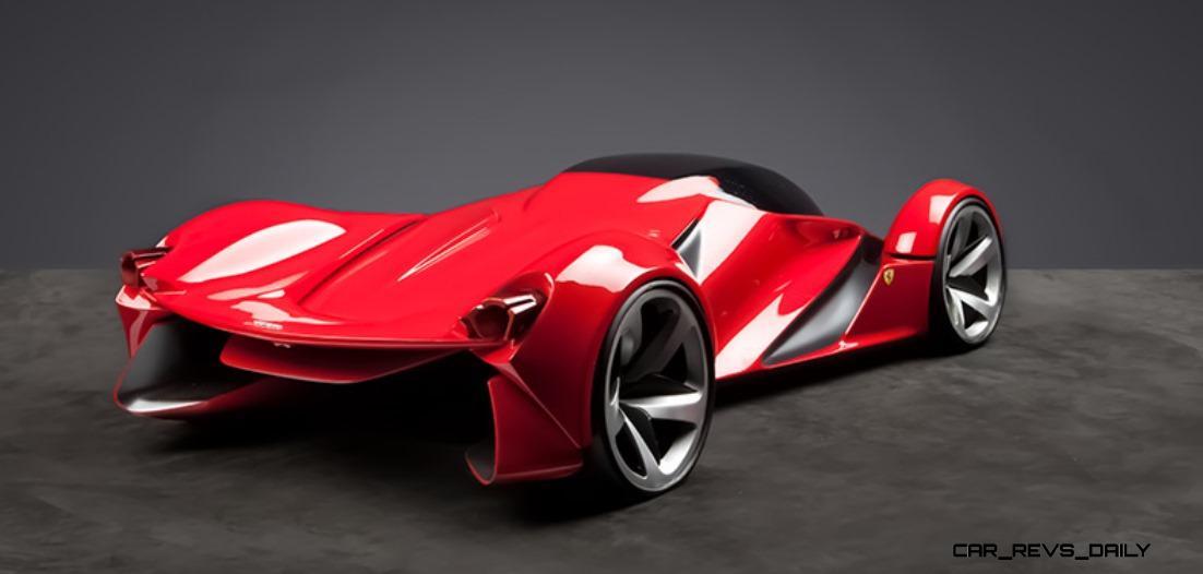 Ferrari Design Challenge 2015 – Vote Your Future Hypercar Style! – Car-Revs-Daily.com
