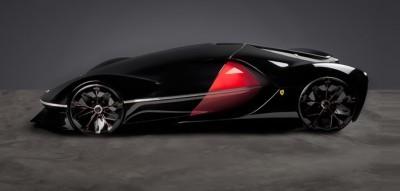 Ferrari Design Challenge 2015 - Manifesto 1