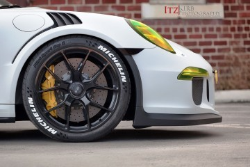 TrendWatch - Stenciled Tires Escape Racetrack, Sex Up Ferrari and Porsche Road Cars