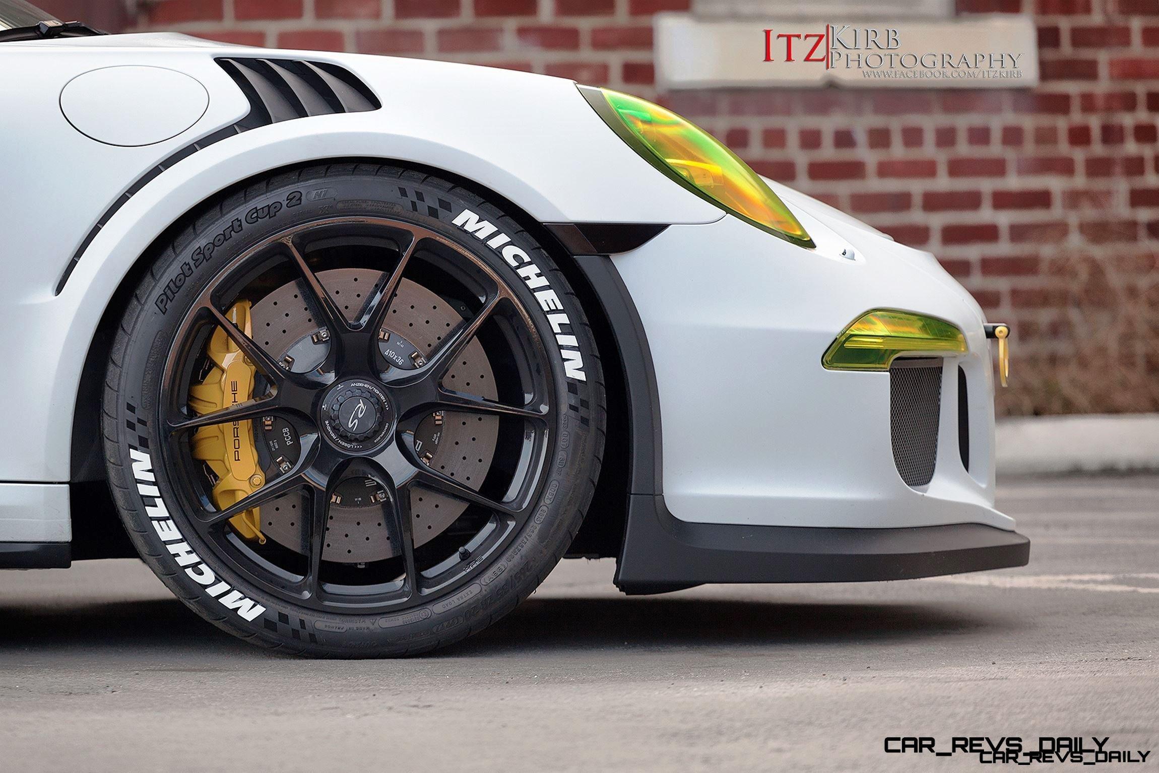 Trendwatch Stenciled Tires Escape Racetrack Sex Up