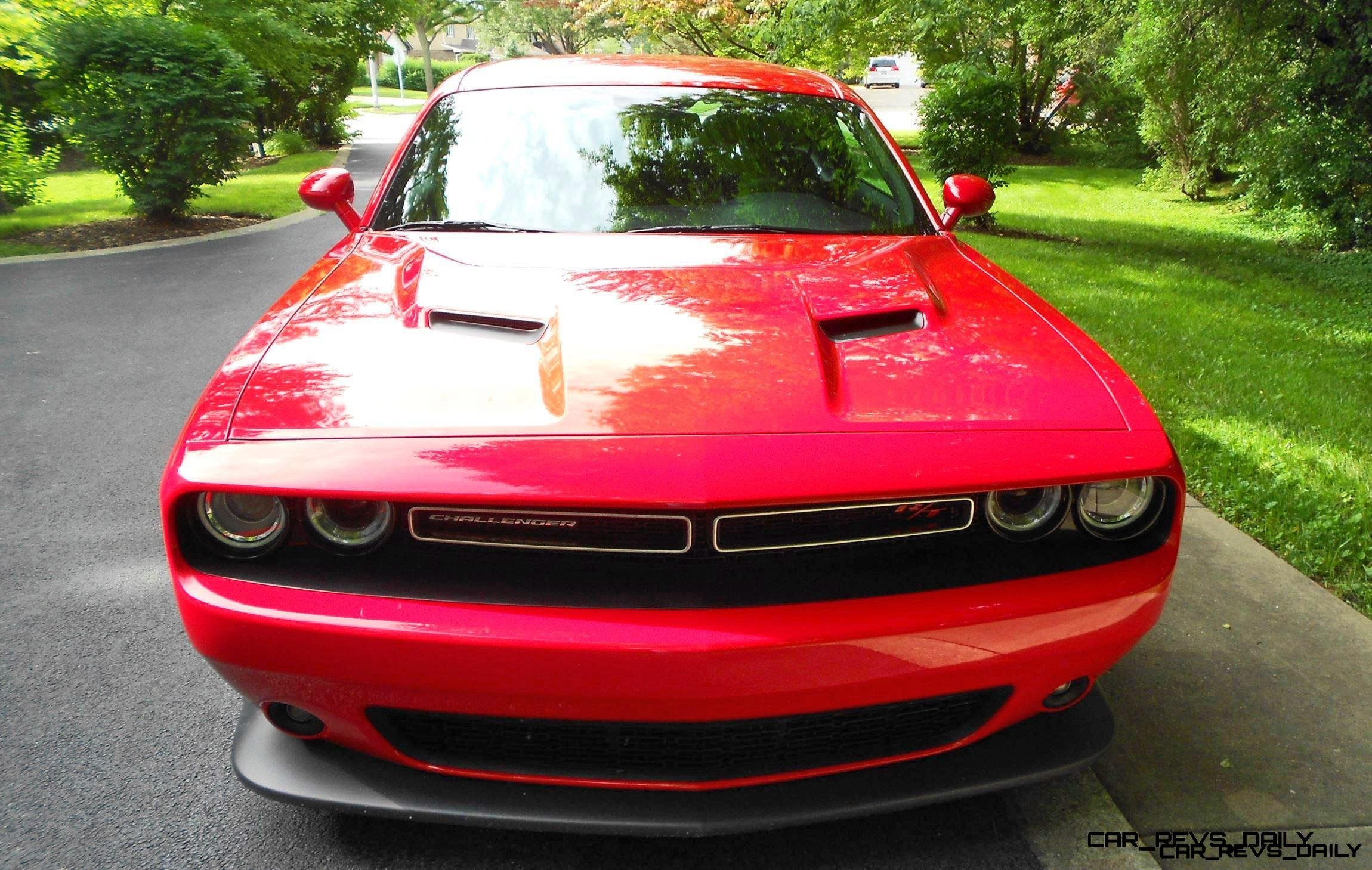 Glassman - 2015 Dodge Challenger RT Scat Pack Review 4