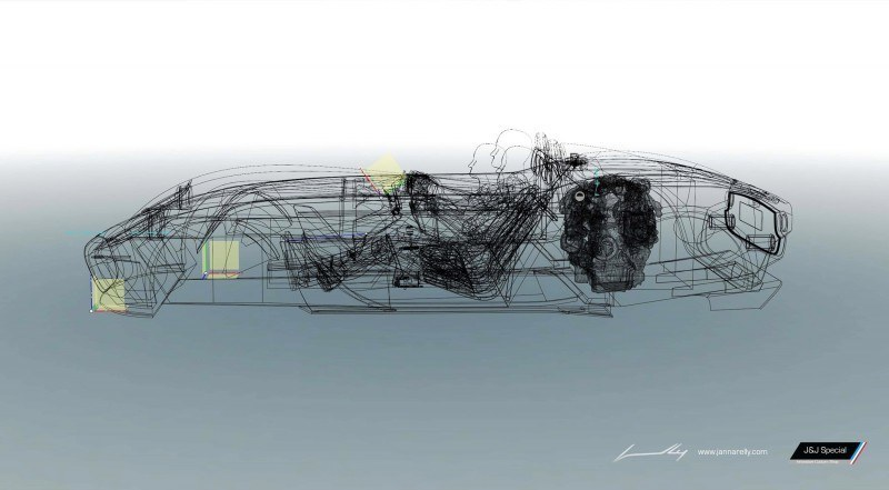 Jannarelly Design JD1 Prototyping 1