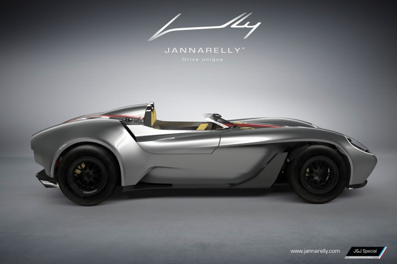 Jannarelly Design JD1 Prototyping 10