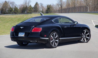 Le Mans Limited Edition Continental GT W12(2)