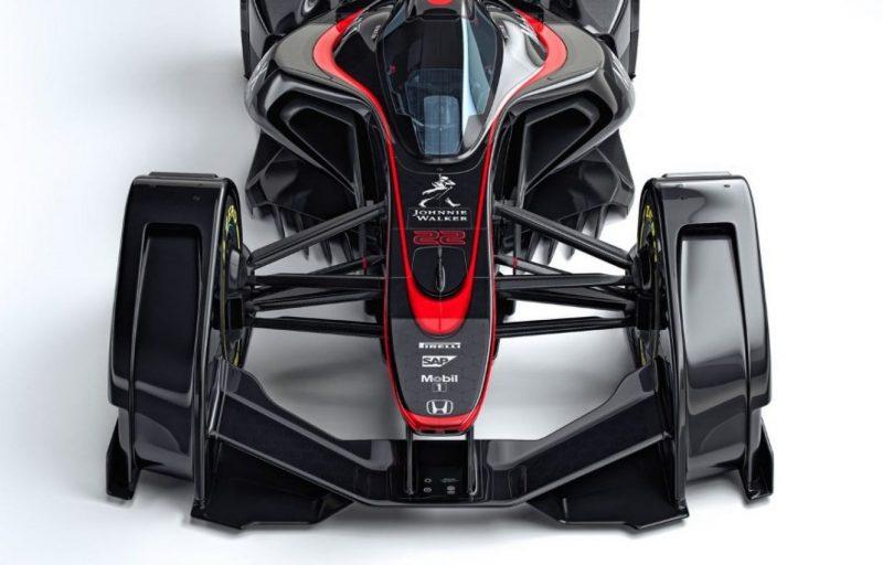 McLaren MP4-X 1