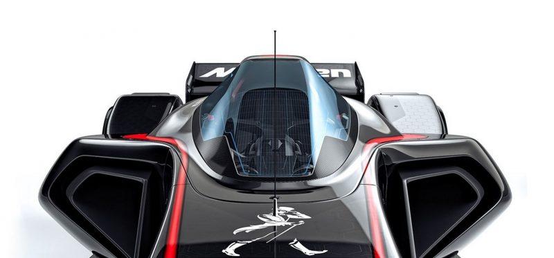 McLaren MP4-X 11
