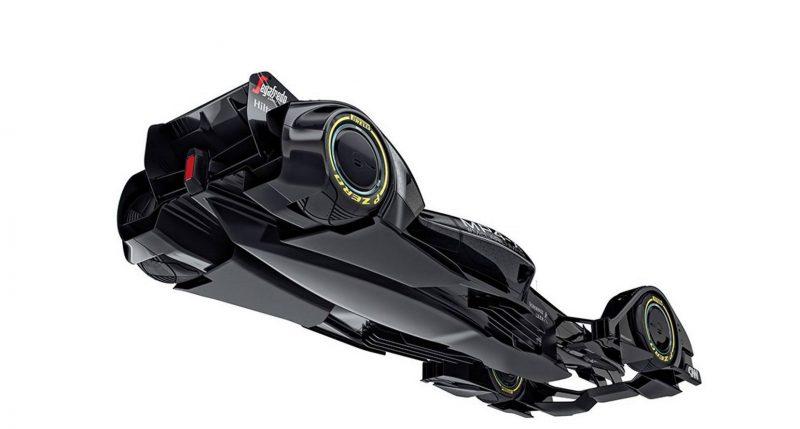 McLaren MP4-X 14