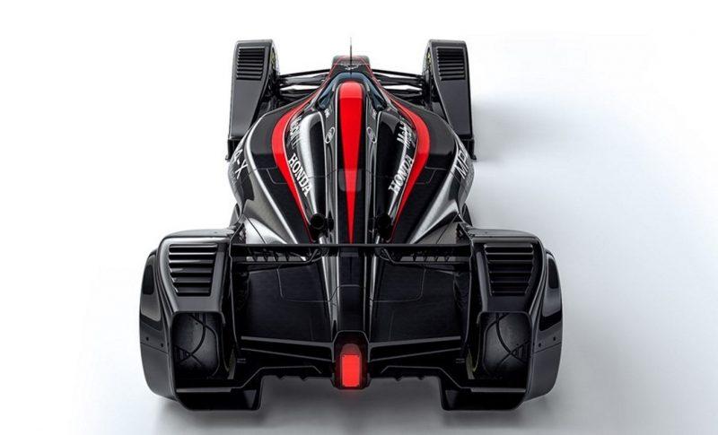 McLaren MP4-X  18