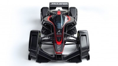 McLaren MP4-X  2